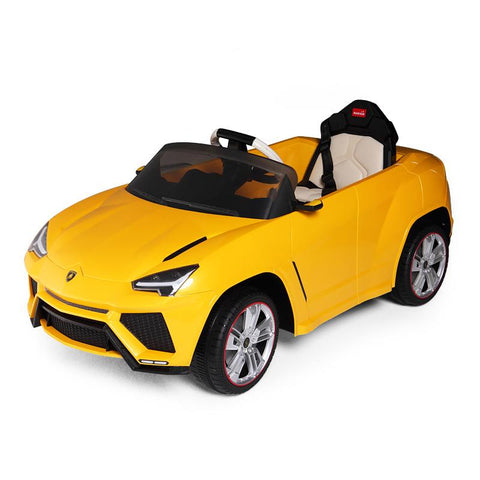 RASTAR Licensed Lamborghini Urus Ride On Car Yellow