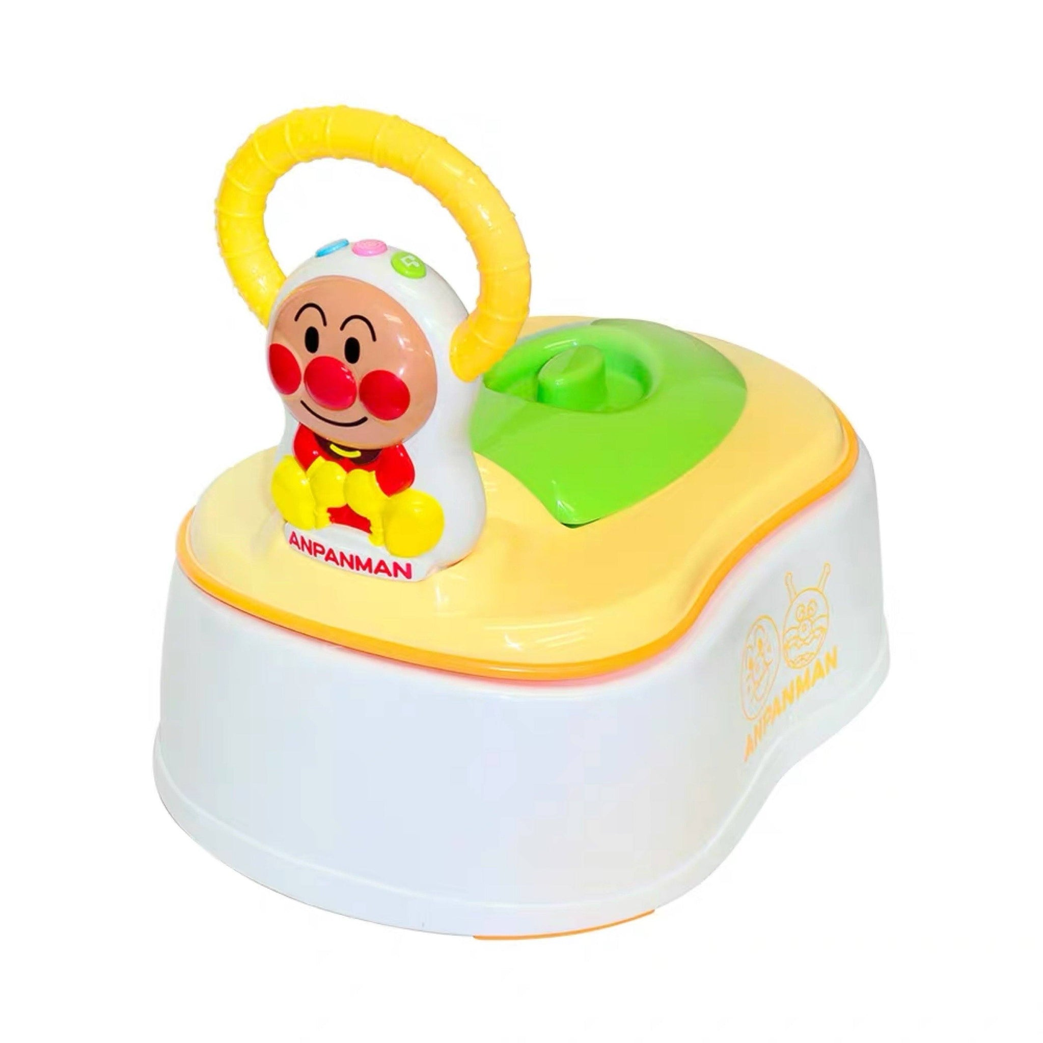 Agatsuma Anpanman 5WAY with potty chat - 面包超人