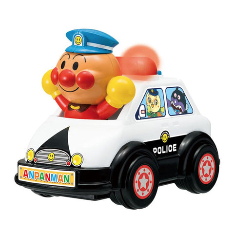Agatsuma Anpanman Talking Police Car - 面包超人