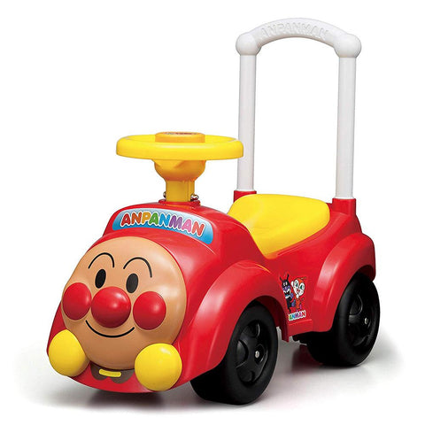 Agatsuma Anpanman car with melody - 面包超人