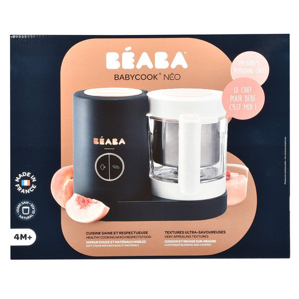 Beaba Babycook baby food machine Neo-Navy/Nude