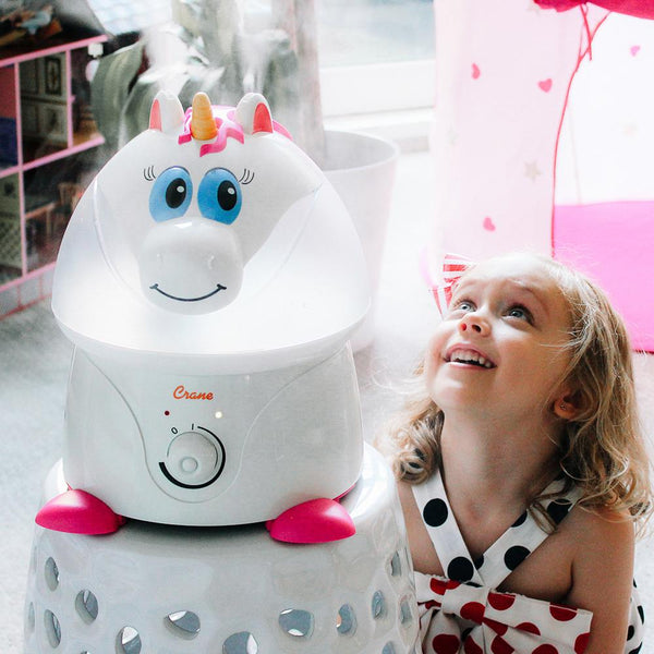 Crane - Adorables Humidifier 3.75L - Unicorn