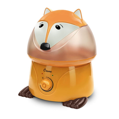 Crane - Ultrasonic Humidifier 3.75L - Fox