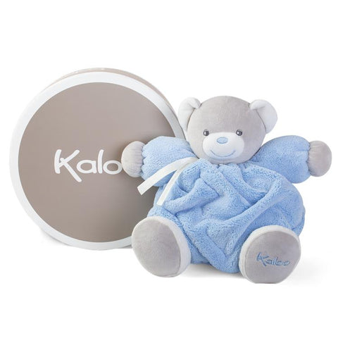 Kaloo - Plume Medium Blue Bear
