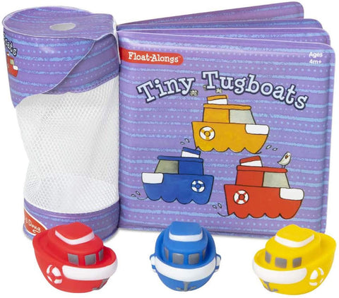 Melissa&Doug – Float Alongs - Tiny Tugboats