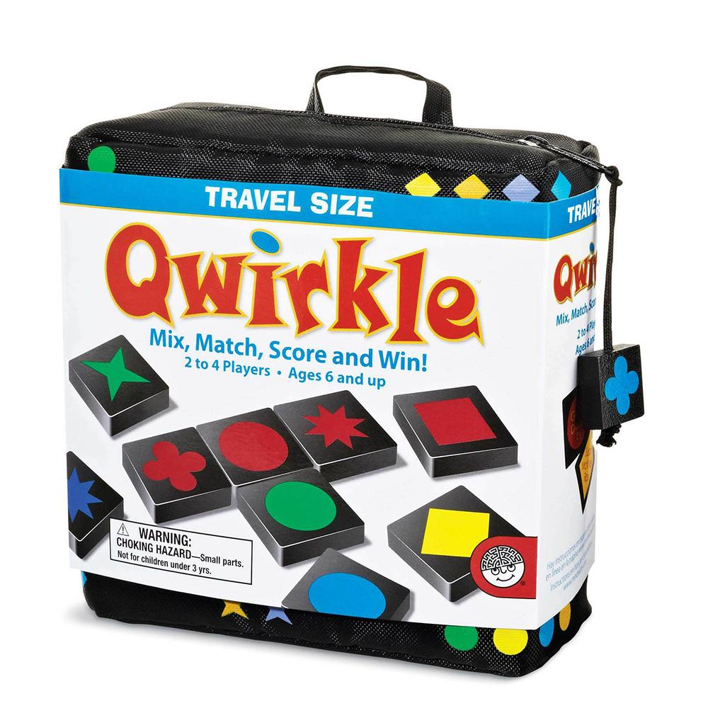 Mindware Qwirkle Travel 2-4 players Match Game
