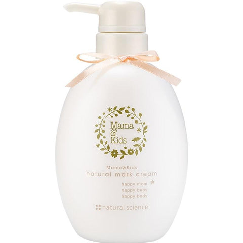 Mama&Kids Natural Mark Cream Profitable Size 470g -Made in Japan