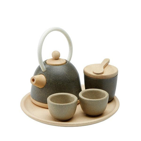 PlanToys - Oriental Tea Set