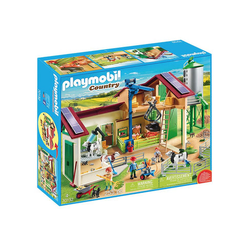 Playmobil - Farm with Animals - PMB70132