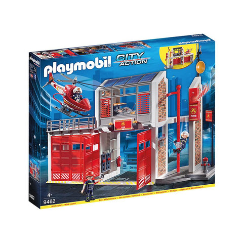 Playmobil - Fire Station - PMB9462
