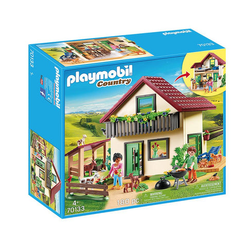 Playmobil - Modern Farmhouse - PMB70133