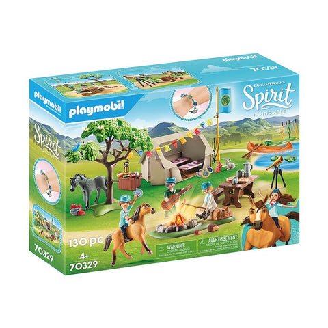 Playmobil - Summer Campground - PMB70329