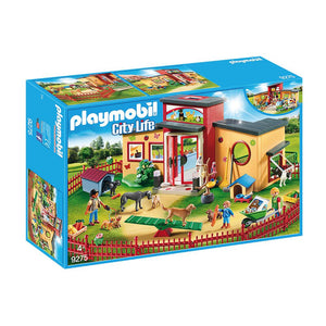 Playmobil - Tiny Paws Pet Hotel - PMB9275