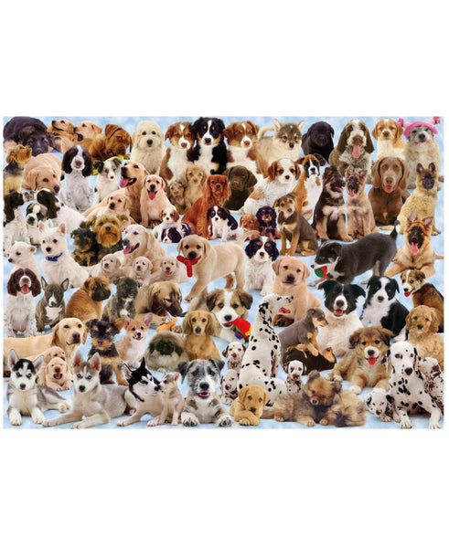 Ravensburger - Dogs Galore! Puzzle 1000pc Jigsaw Puzzle