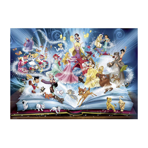 Ravensburger - Disney Magical Storybook Puzzle 1500pc Jigsaw Puzzle