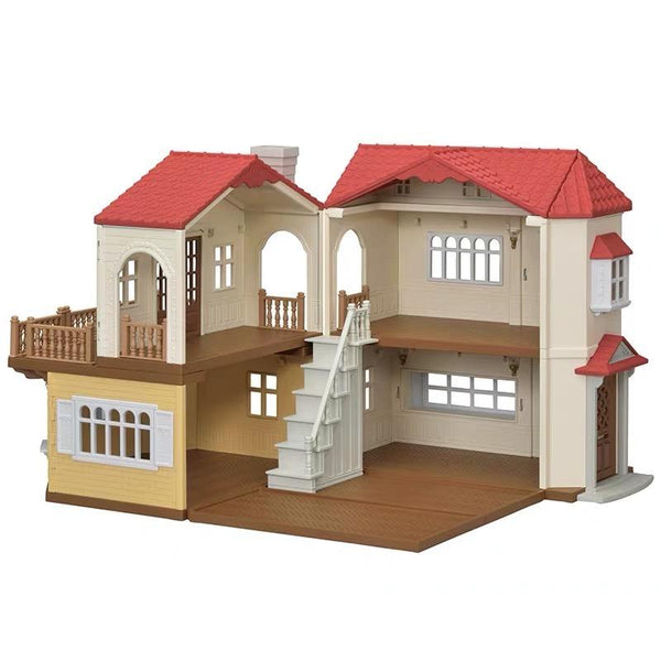 Sylvanian Family - Red Roof Country Home