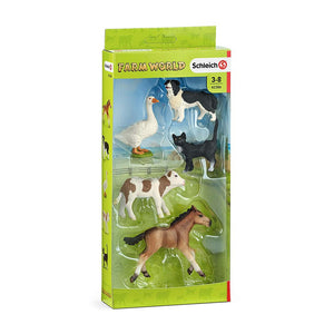 Schleich - Assorted Farm World Animals
