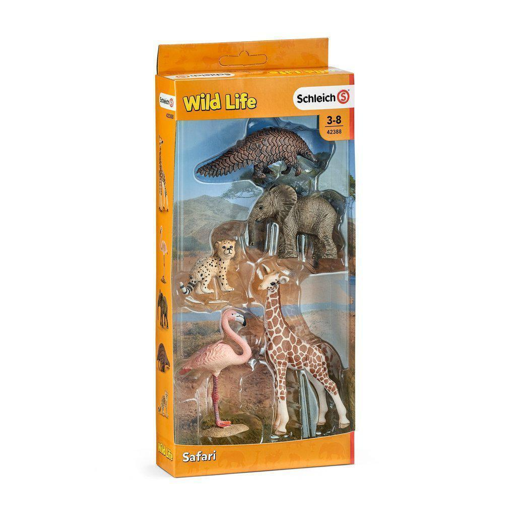 Schleich - Assorted Wild Life Animals