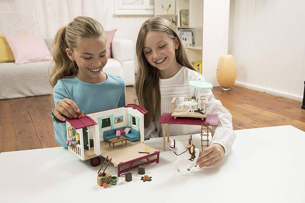 Schleich - Caravan for Secret Club Meetings