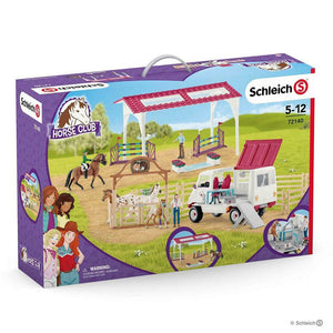 Schleich - Fitness-Check for the big tournament