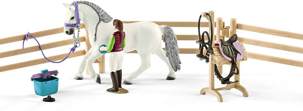 Schleich - Riding School with Riders