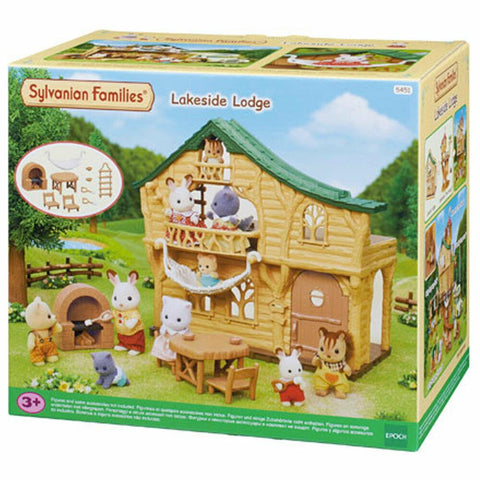 Sylvanian Family - Lakeside Lodge