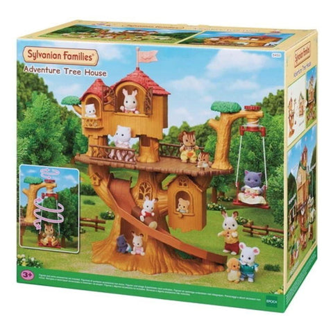 Sylvanian Family - Adventure Tree House