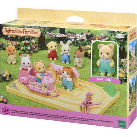 Sylvanian Family - Baby Choo-Choo Train