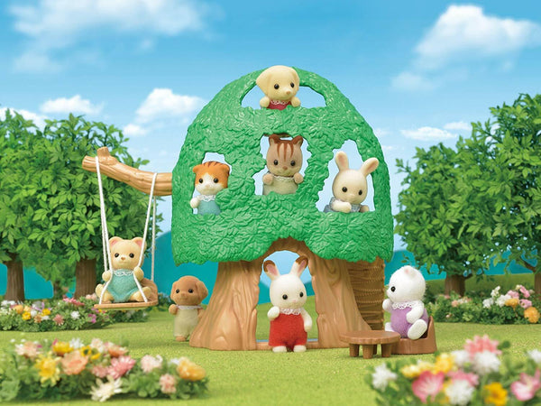 Sylvanian Family - Baby Tree House