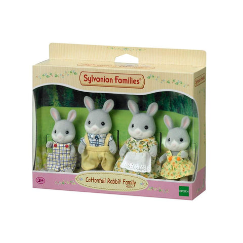 Sylvanian Family - Cottontail Rabbit Family Set