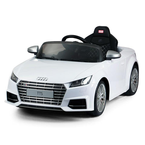 RASTAR Audi TTS Roadster 12V Electric Ride On Car