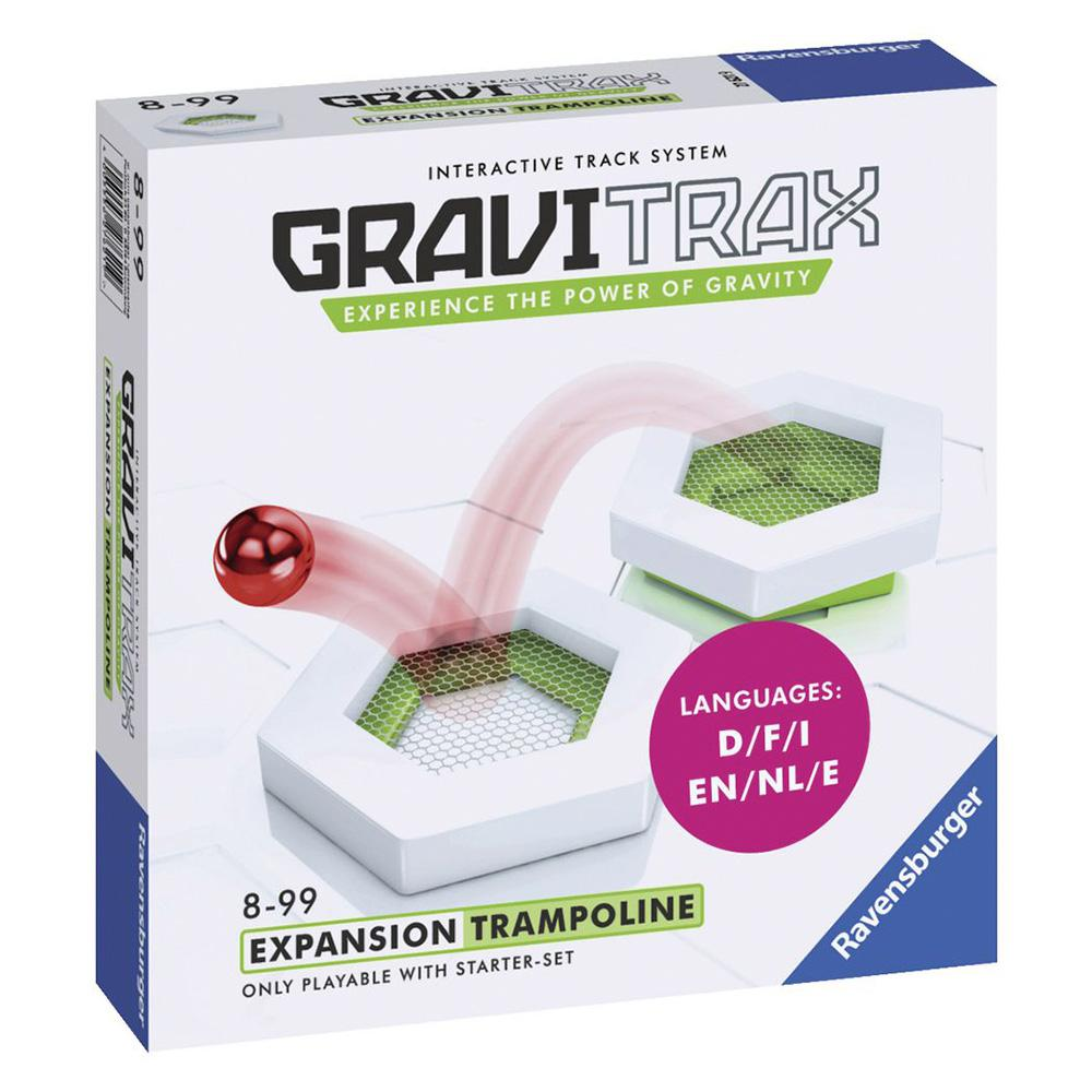 Ravensburger GraviTrax Trampoline Expansion Kit