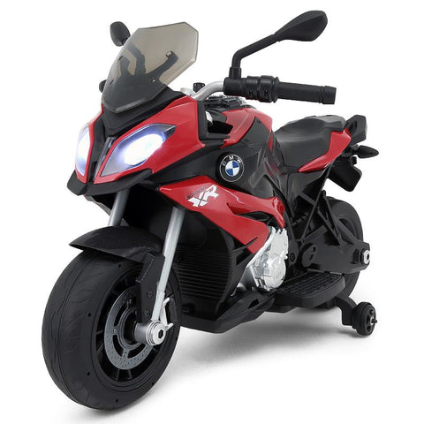 RASTAR Licensed BMW Motorcycle Red