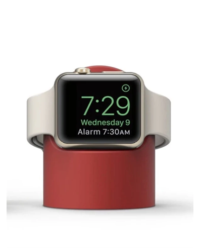 Ladestation für Apple Watch (Rot)