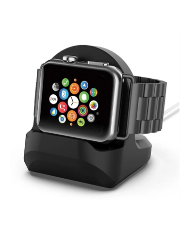 Ladestation für Apple Watch (Schwarz)