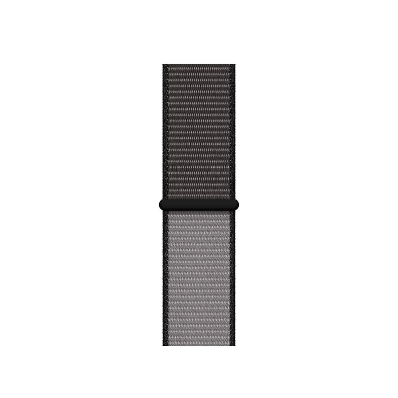 Sport Loop Armband für Apple Watch Anchor Grey Grau Series 3 Series 4 Series 5 38mm 40mm 42mm 44mm