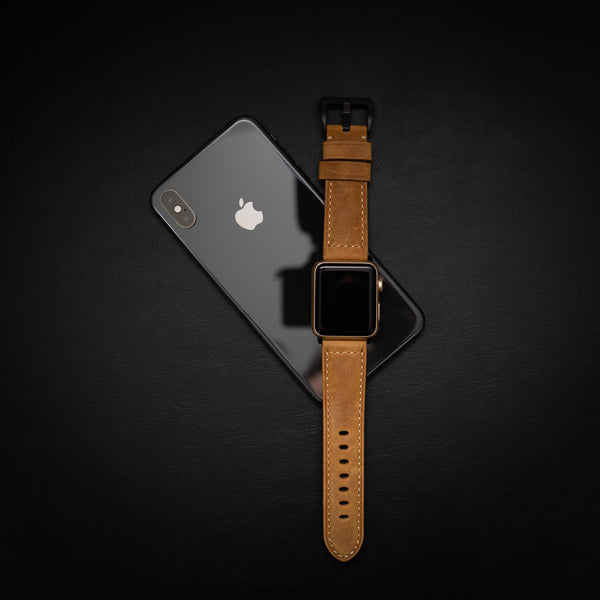 Apple Watch Armband Leder