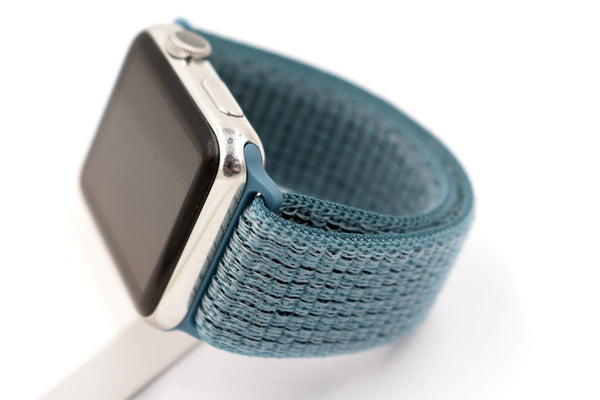 Sport Loop Armband für Apple Watch Celestial Teal Grün Series 3 Series 4 Series 5 38mm 40mm 42mm 44mm