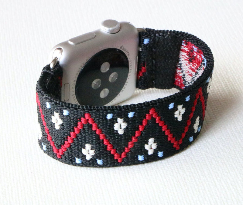 38/42/40/44mm Elastic Armband - Indie Berry