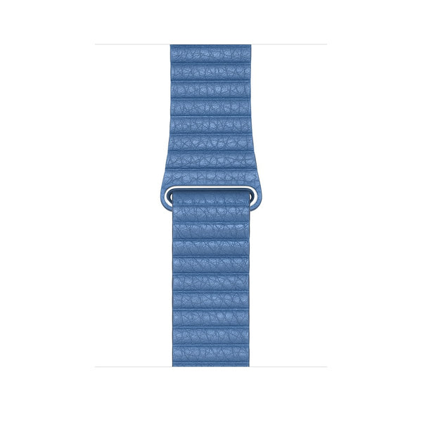 Magnetic Loop Cornflower | Armband mit Schlaufe für Apple Watch (Blau)