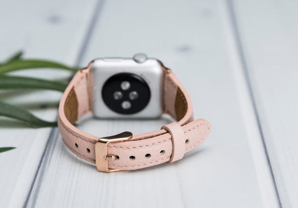 Apple Watch Armband Leder Damen