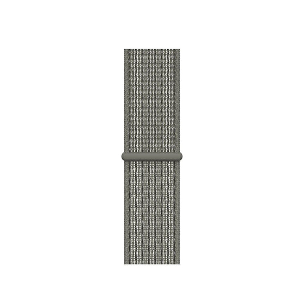 Sport Loop Armband für Apple Watch Spruce Fog Grau Series 3 Series 4 Series 5 38mm 40mm 42mm 44mm