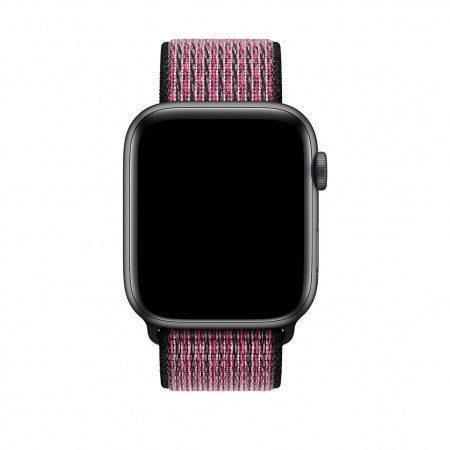 sport loop armband für apple watch pink true berry awab passend zu Serien 2, 3, 4, 5, 38mm 40mm 42mm 44mm