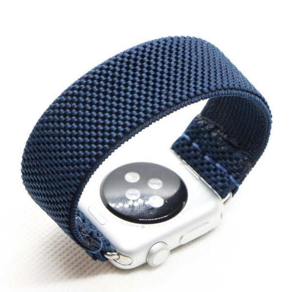 Blue Braided Loop | Boho Armband für Apple Watch (Blau)