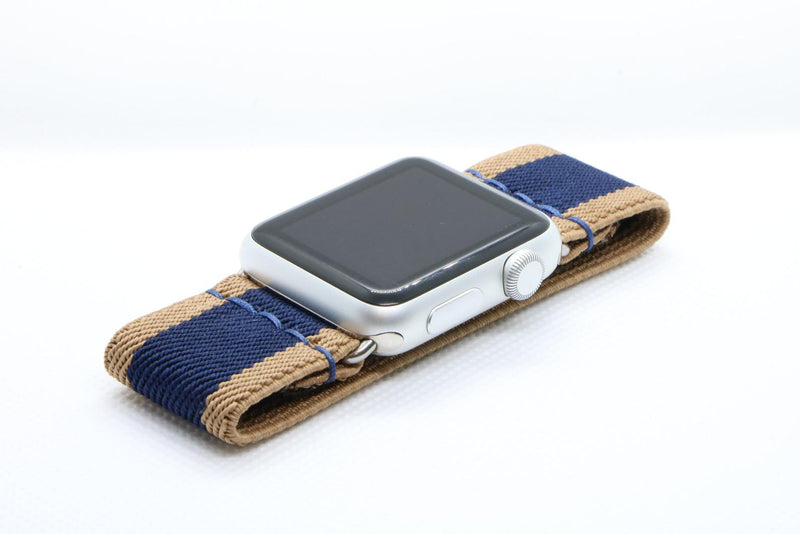 Cairo | Boho Armband für Apple Watch (Blau)