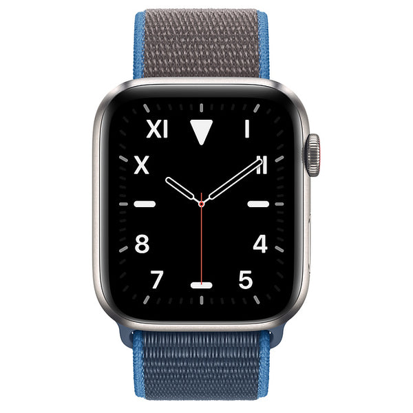 Sport Loop Surf Blue | Armband für Apple Watch (Blau)