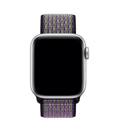 Sport Loop Desert Sand | Armband für Apple Watch (Lila)