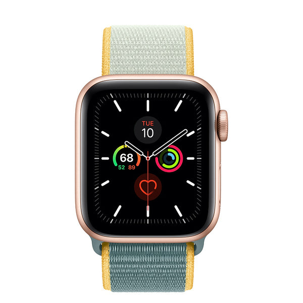 Sport Loop Sunshine | Armband für Apple Watch (Blau)