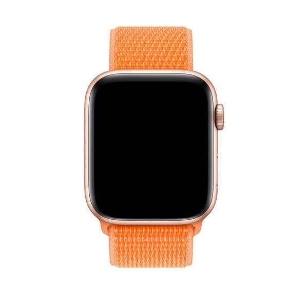 Sport Loop Papaya | Armband für Apple Watch (Orange)
