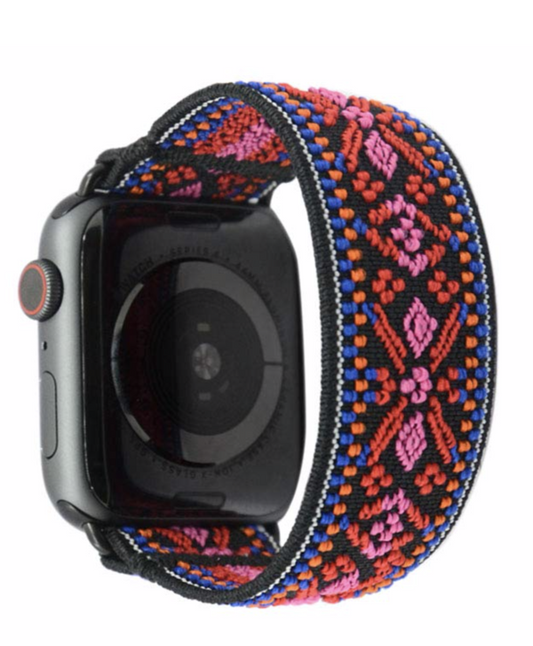 Red Snow Armband Band für Apple Watch 3, 4, 5. 44mm 42mm 38mm 40mm iWatch zubehör designer